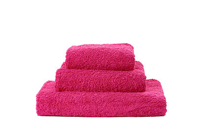 Abyss Super Pile Towels Happy Pink Color 570