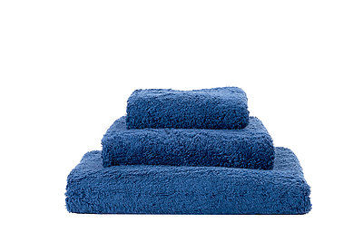 Abyss Super Pile Towels Cadette Blue Color 332