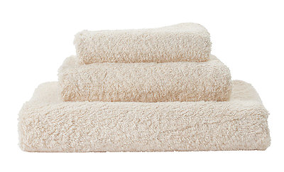 Abyss Super Pile Towels Ecru Color 101
