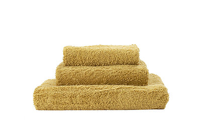 Abyss Super Pile Towels Gold Color 840