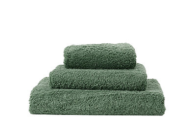 Abyss Super Pile Towels Evergreen Color 280
