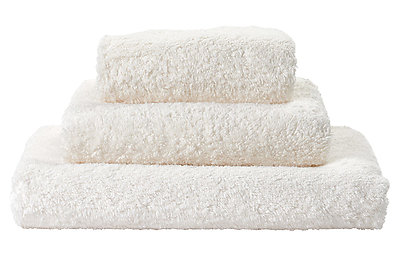 Abyss Super Pile Towels Ivory  Color 103