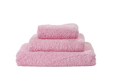 Abyss Super Pile Towels Pink Lady Color 501
