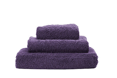 Abyss Super Pile Towels Purple Figue Color 401