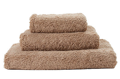 Abyss Super Pile Towels Taupe Color  711