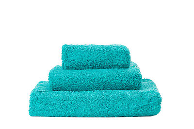 Abyss Super Pile Towels Lagoon Color 302