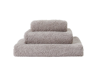 Abyss Super Pile Towels Cloud Grey Color 950