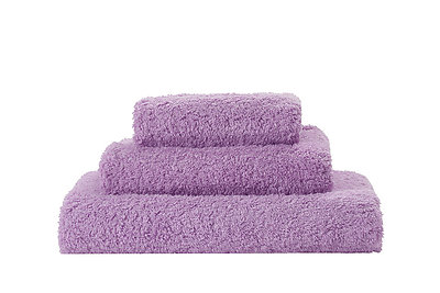 Abyss Super Pile Towels Purple Lupin Color 430