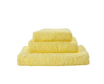 Abyss Super Pile Towels Yellow Popcorn Color 803