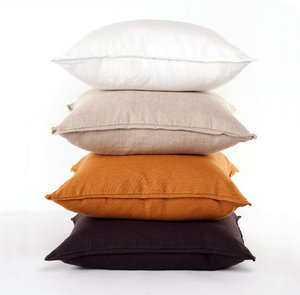 Churchill Linen Pillows by Daniel Stuart Studio, 4 Colors