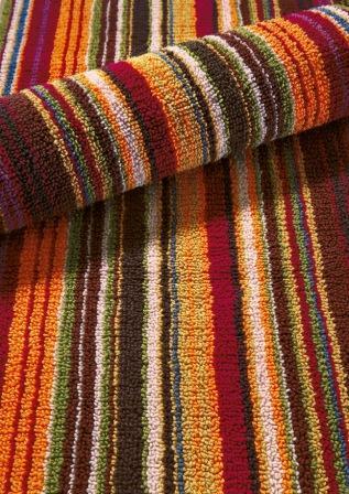 Missoni Home Jazel Bath Rugs - 4 Colors