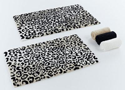 Abyss Habidecor Leopard Bath Mat Rug