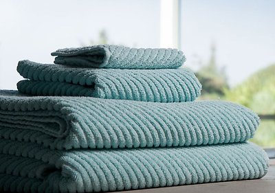 Abyss Super Twill Towels - Egyptian Cotton