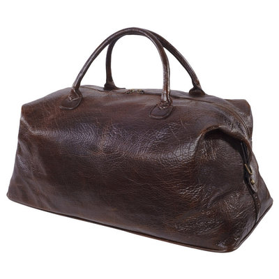Benedict Weekend Bag - American Bison