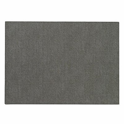 Bodrum Presto Charcoal Grey Rectangle Easy Care Placemats - Set of 4