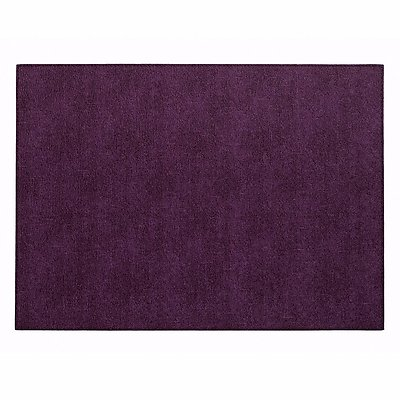 Bodrum Presto Plum Purple Rectangle Easy Care Placemats - Set of 4