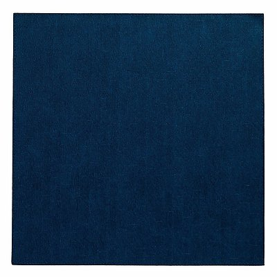Bodrum Presto Navy Blue Square Easy Care Placemats - Set of 4