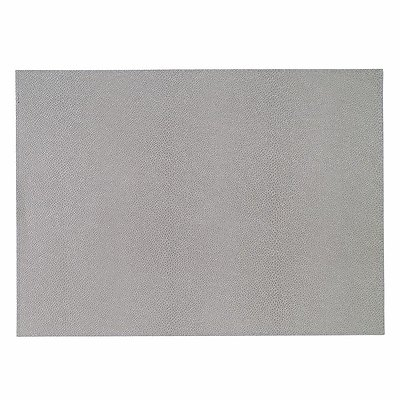 Bodrum Skate Grey Rectangle Easy Care Placemats - Set of 6