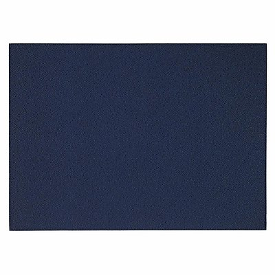 Bodrum Skate Navy Blue Rectangle Easy Care Placemats - Set of 4