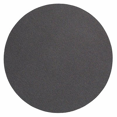 Bodrum Skate Charcoal Grey Round Easy Care Placemats - Set of 4