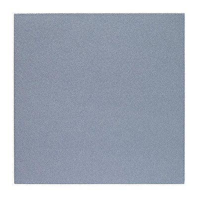 Bodrum Skate Ice Blue Square Easy Care Placemats - Set of 6