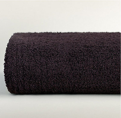 Dark Brown Throw Blanket - Kashwere Chocolate