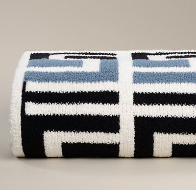 Greek Key Throw Blanket - Kashwere Greek Key
