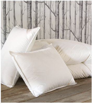 de Medici Concerto White Down Pillows & Comforters