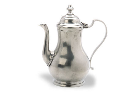 Coffee Pot by Match Pewter