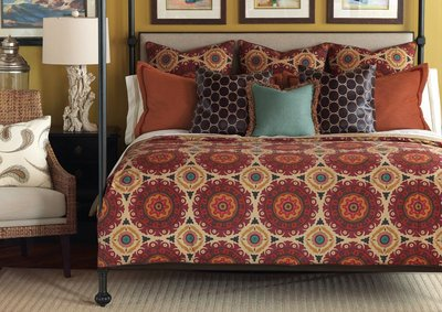 Barclay Butera Marrakesh Display Bed Ensemble