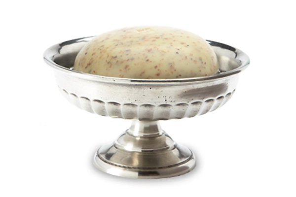 Match Pewter Impero Soap Dish