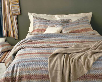 Missoni John Color 160 Duvet Covers and Sheets