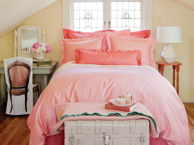 Egyptian Cotton Sheets & Bedding St. Geneve Capri, 98 colors