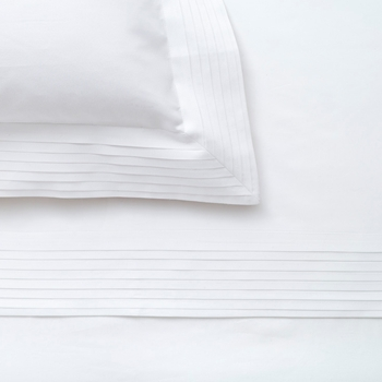Anichini White Ties Sheets & Bedding