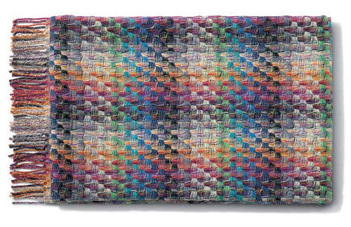 Missoni Husky Throws Textured Multicolor Missoni Throws Simple Missoni Throw Blankets